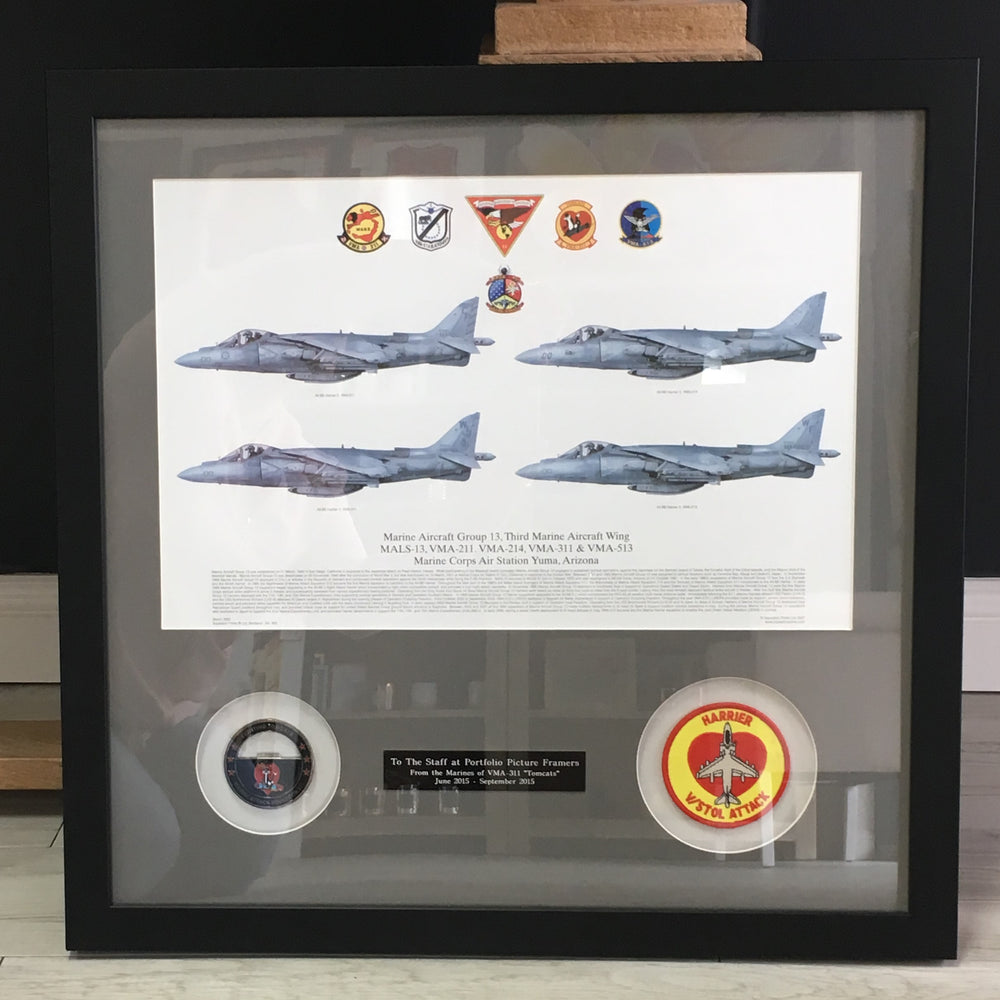 perth lifetime memorabilia framing