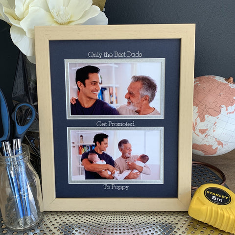 special person - fathers day photo frame