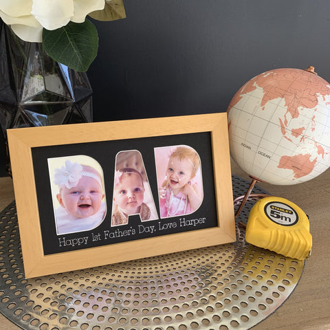 word art - photo frame