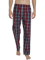 Mens Lounge Pants - Checked