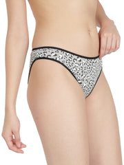 Women's Mini Briefs - Print and Solid