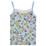 Girls Vests - Floral Print- Pack of 2