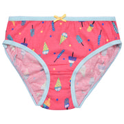 Girls Briefs - Candy Print - Pack of 3