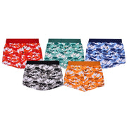 Boys Boxers - Multicolored Combo - Pack of 5