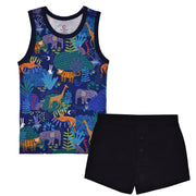 Boy's Boxer and Vests combo pack