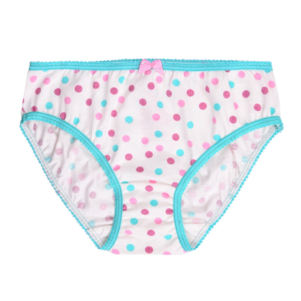 Girls Briefs - Flamingo Print - Pack of 3
