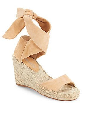 Splendid Jessica Open-Toe Espadrille Wedge / Size 8.5 / $58