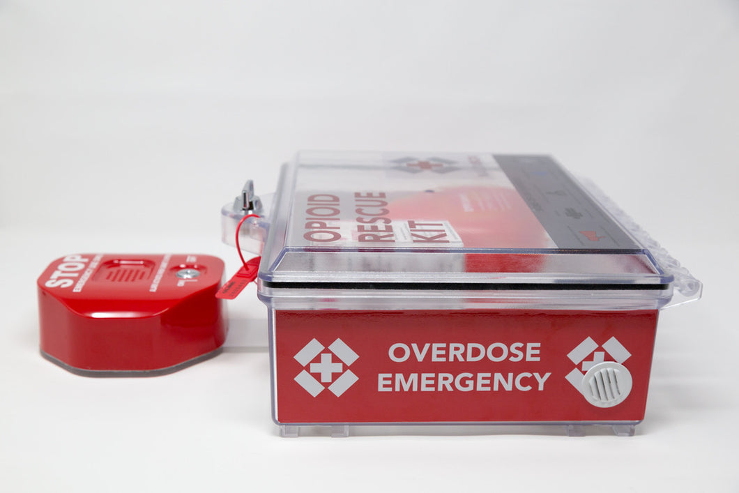 NaloxBox Siren *No Naloxone Included*