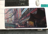 Huge Cyberpunk Mousepad - Deskpad (click to see different variants)