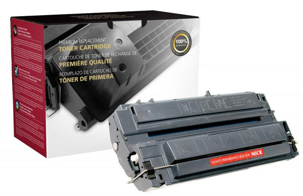 CIG Remanufactured MICR Toner Cartridge for HP C3903A (HP 03A), TROY 02-18583-001