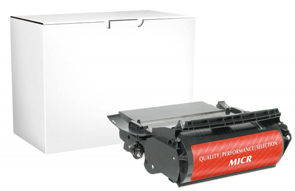 CIG Remanufactured High Yield MICR Toner Cartridge for Lexmark T620/T622/X620
