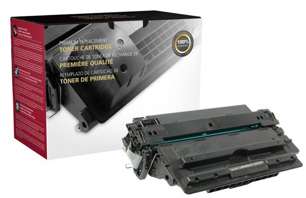 CIG Remanufactured Toner Cartridge for HP Q7516A (HP 16A)