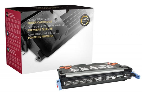 CIG Remanufactured Black Toner Cartridge for HP Q7560A (HP 314A)