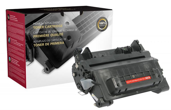 CIG Remanufactured MICR Toner Cartridge for HP CC364A (HP 64A), TROY 02-81300-001
