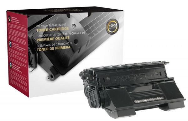 CIG Remanufactured High Yield Toner Cartridge for OKI 52114502