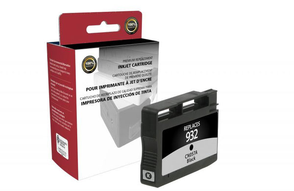 CIG Remanufactured Black Ink Cartridge for HP CN057AN (HP 932)