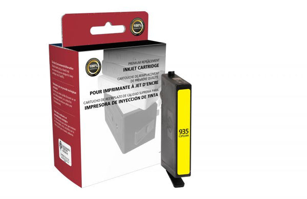 CIG Remanufactured Yellow Ink Cartridge for HP C2P22AN (HP 935)