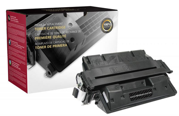 CIG Remanufactured Toner Cartridge for HP C8061A (HP 61A)