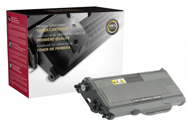 CIG Remanufactured Toner Cartridge for Brother TN330
