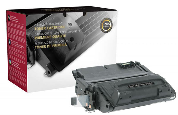 CIG Remanufactured Toner Cartridge for HP Q5942A (HP 42A)