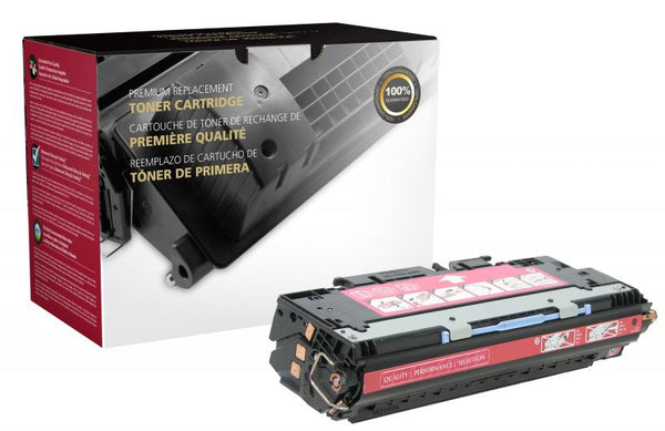 CIG Remanufactured Magenta Toner Cartridge for HP Q2673A (HP 309A)