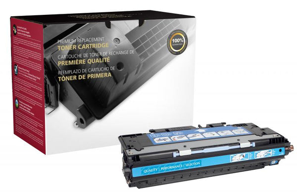 CIG Remanufactured Cyan Toner Cartridge for HP Q2681A (HP 311A)