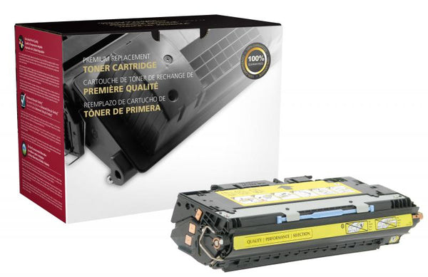 CIG Remanufactured Yellow Toner Cartridge for HP Q2682A (HP 311A)