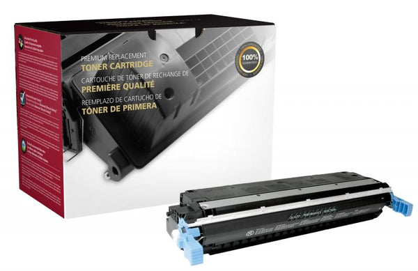 CIG Remanufactured Black Toner Cartridge for HP C9730A (HP 645A)