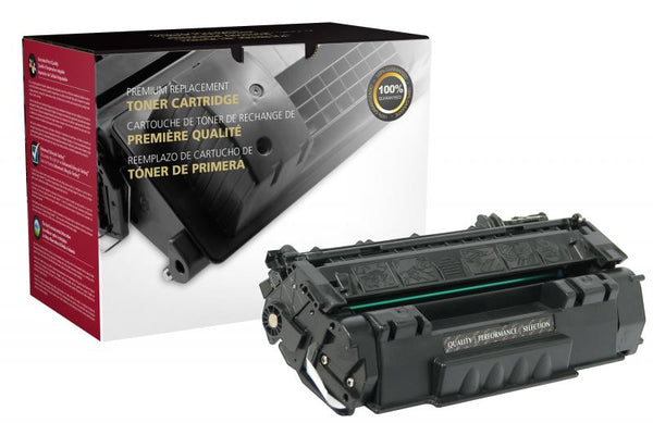 CIG Remanufactured Toner Cartridge for HP Q7553A (HP 53A)