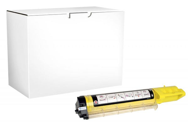 CIG Non-OEM New High Yield Yellow Toner Cartridge for Dell 3010
