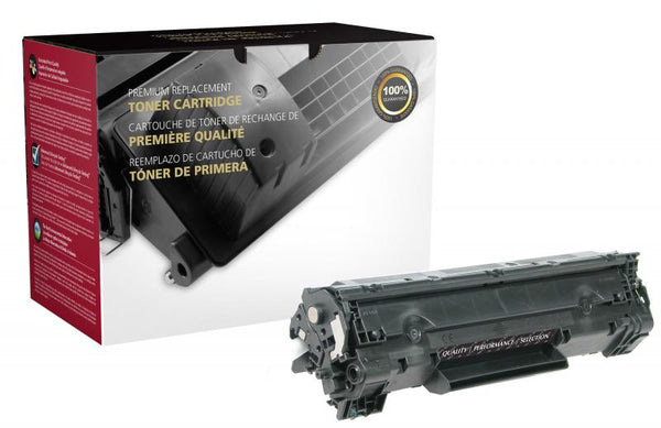 CIG Remanufactured Toner Cartridge for HP CB436A (HP 36A)