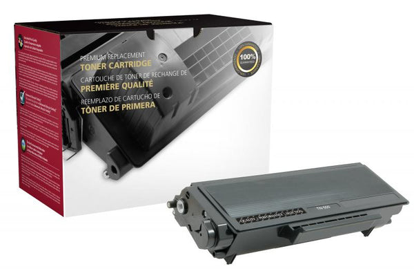 CIG Remanufactured Toner Cartridge for Brother TN550