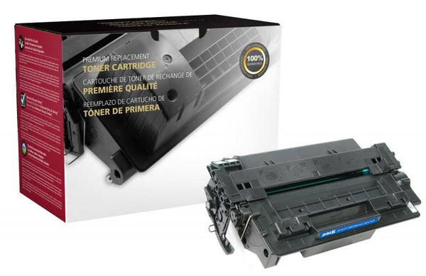 CIG Remanufactured Extended Yield Toner Cartridge for HP Q6511X (HP 11X)