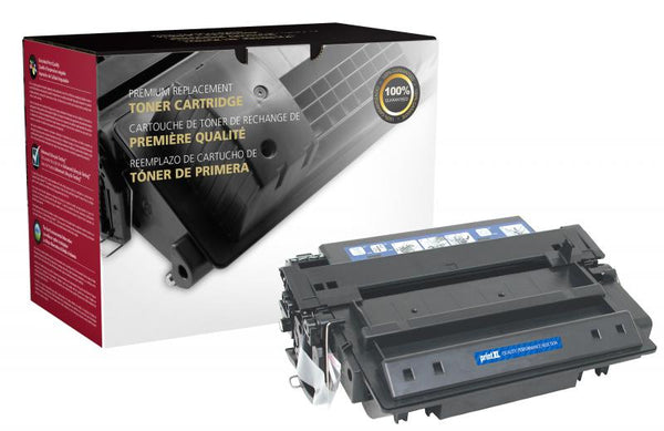 CIG Remanufactured Extended Yield Toner Cartridge for HP Q7551X (HP 51X)