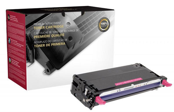 CIG Remanufactured High Yield Magenta Toner Cartridge for Xerox 113R00724