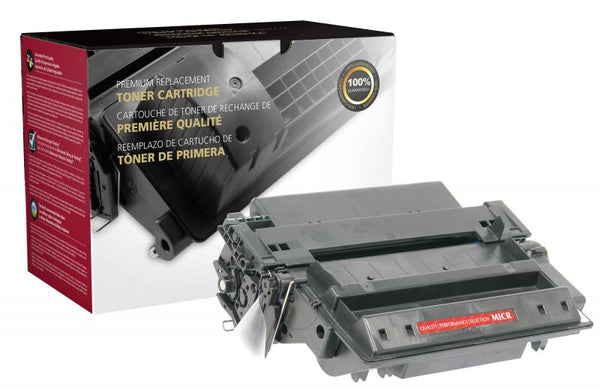 CIG Remanufactured MICR Toner Cartridge for HP Q7551A (HP 51A), TROY 02-81201-001