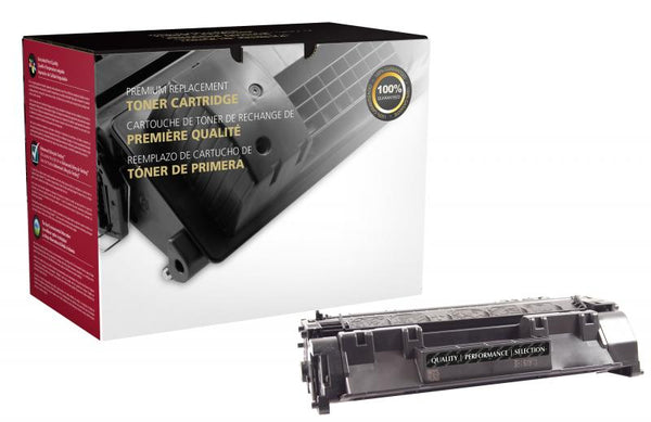 CIG Remanufactured Toner Cartridge for HP CF280A (HP 80A)