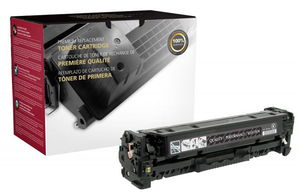 CIG Remanufactured High Yield Black Toner Cartridge for HP CE410X (HP 305X)