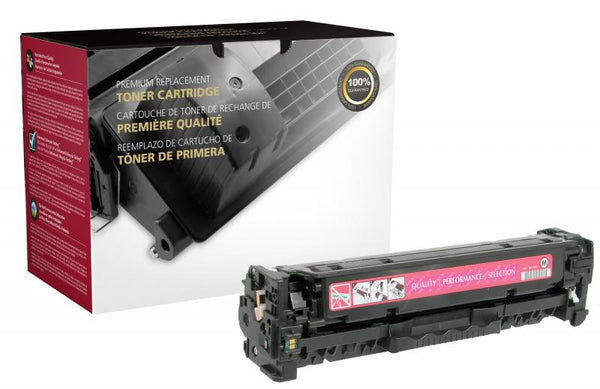 CIG Remanufactured Magenta Toner Cartridge for HP CE413A (HP 305A)
