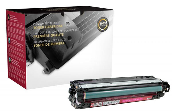 CIG Remanufactured Magenta Toner Cartridge for HP CE743A (HP 307A)