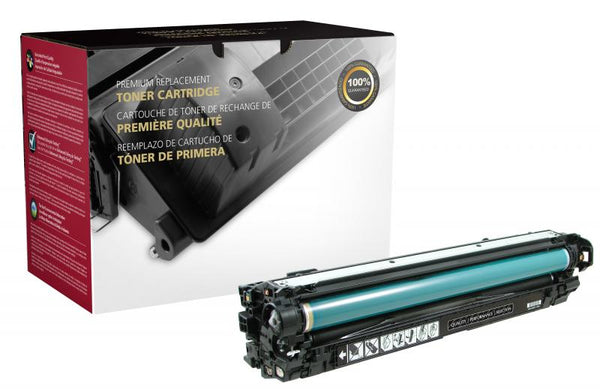 CIG Remanufactured Black Toner Cartridge for HP CE270A (HP 650A)