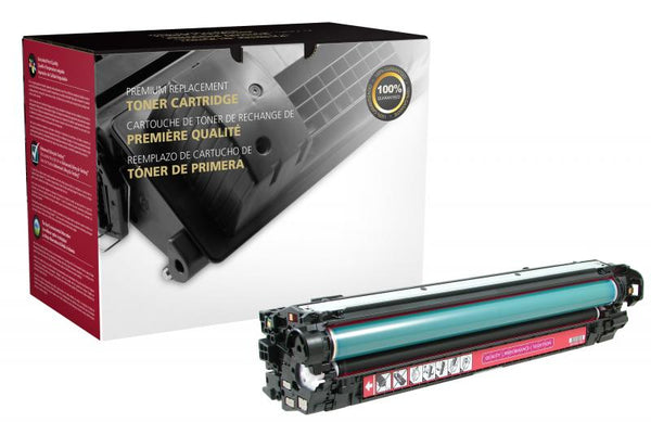 CIG Remanufactured Magenta Toner Cartridge for HP CE273A (HP 650A)