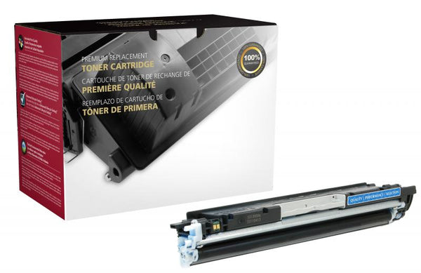 CIG Remanufactured Cyan Toner Cartridge for HP CE311A (HP 126A)