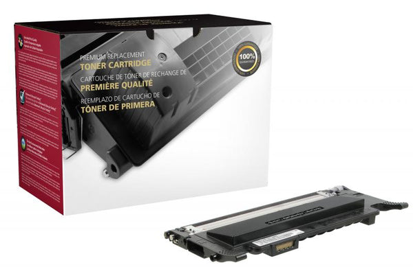 CIG Remanufactured Black Toner Cartridge for Samsung CLT-K407S