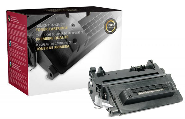 CIG Remanufactured Extended Yield Toner Cartridge for HP CE390A (HP 90A)