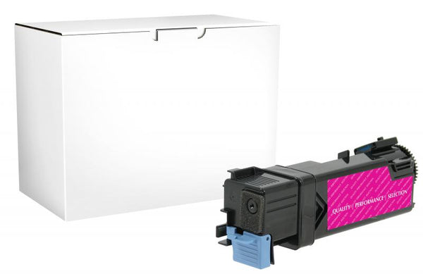 CIG Remanufactured High Yield Magenta Toner Cartridge for Dell 2150/2155