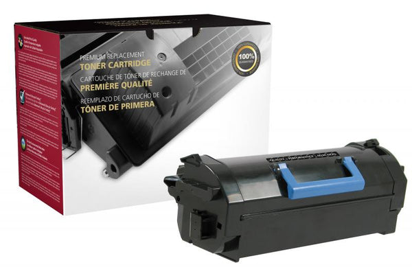 CIG Remanufactured High Yield Toner Cartridge for Dell B5460/B5465