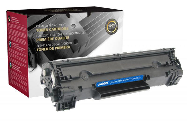 CIG Remanufactured Extended Yield Toner Cartridge for HP CF283X (HP 83X)