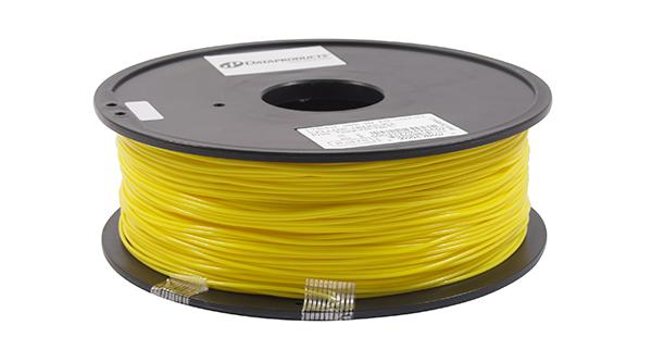 3d Filaments Non-oem New Abs Filament Yellow - 1kg/roll - Yellow