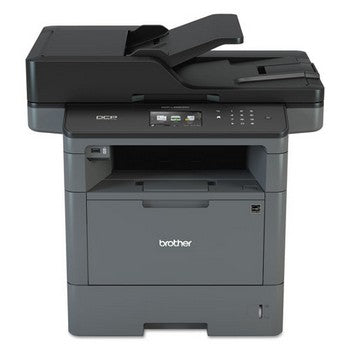 Brother DCP-L5650DN Business Laser Multifunction Copier, Copy/Print/Scan, Brother DCPL5650DN